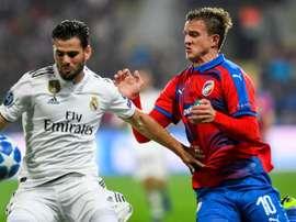 Napoli, Milan e Roma estão de olho no jogador merengue. EFE