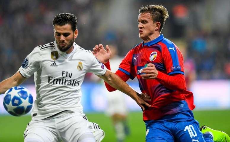 El Nápoles, el Milan y la Roma prometen pelear por Nacho. EFE