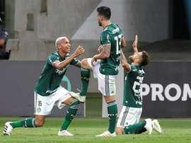 Arthur Cabral ya es de Palmeiras. EFE