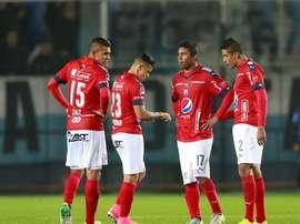 Independiente Medellín y Tolima firmaron tablas en la ida. EFE