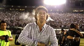 Daniel Garnero podría ser el próximo entrenador de Paraguay. EFE