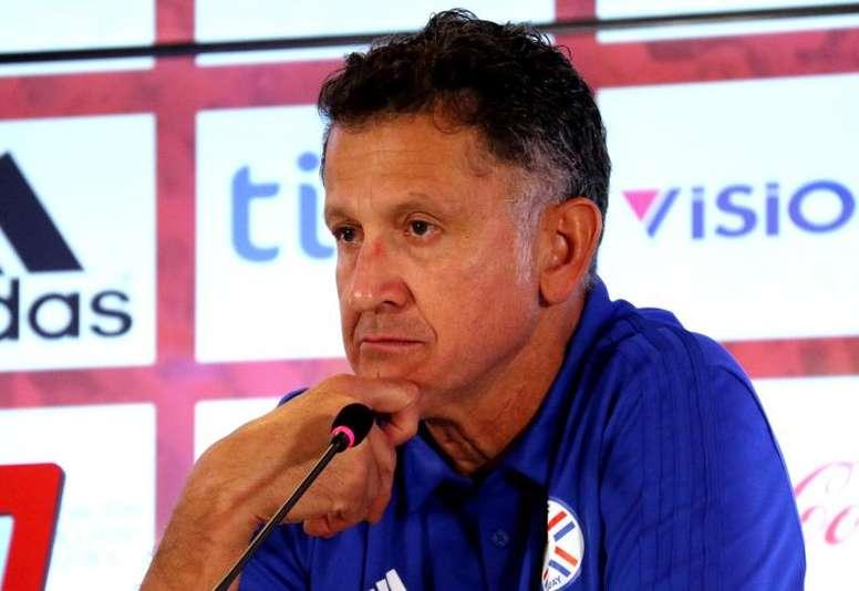Osorio abandona el cargo por motivos familiares. EFE