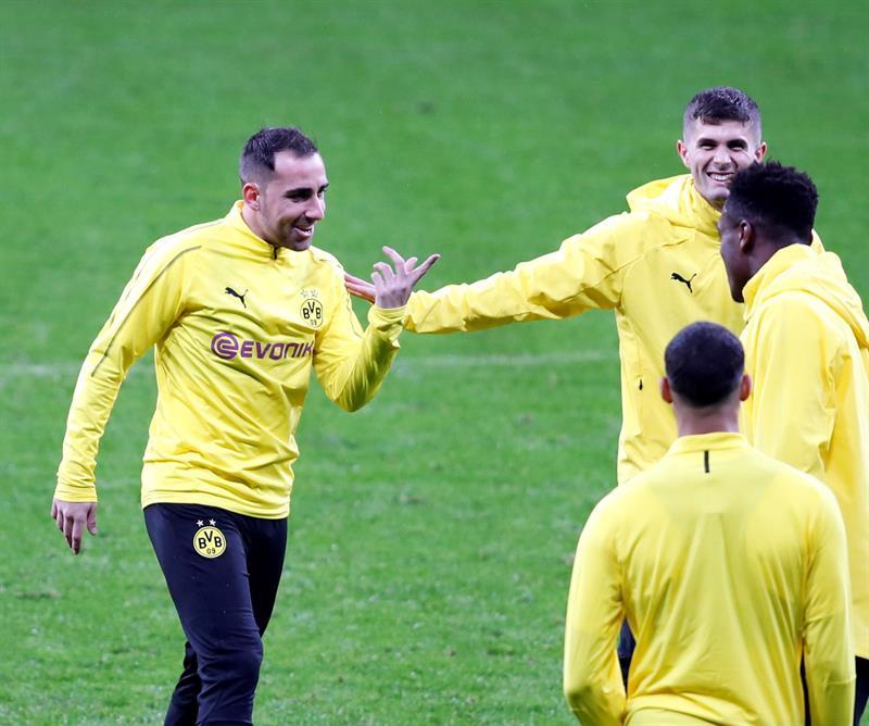 El Dortmund ejecuta la opción de compra de Paco Alcácer