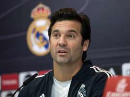 Solari is looking to continue his impressive start to life as Real Madrid boss. EFE
