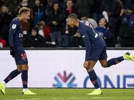 Mbappe and Neymar have both been linked to Real Madrid move. EFE