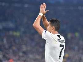 Ronaldo ne gagnera pas son 6ème trophée cette année. AFP