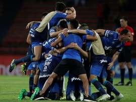 Tucumán no falló ante Belgrano. EFE