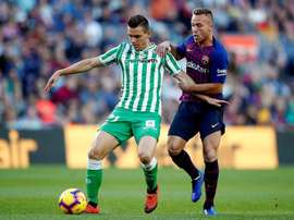 Manchester United joins race for Lo Celso. EFE