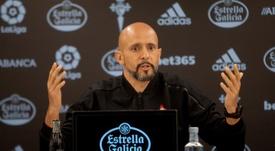 Cardoso prefiere hablar del grupo. EFE