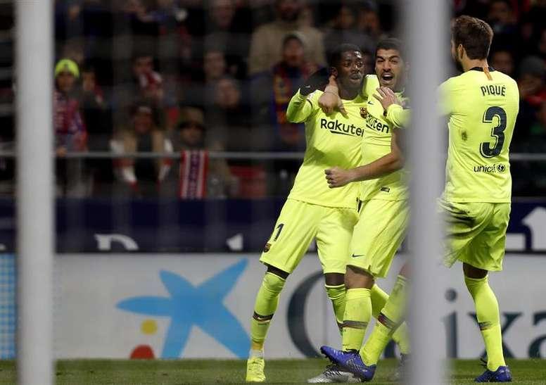 O esforço para montar um time a altura de Messi. EFE