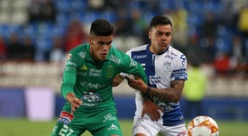 León pasó por encima de Toluca. EFE