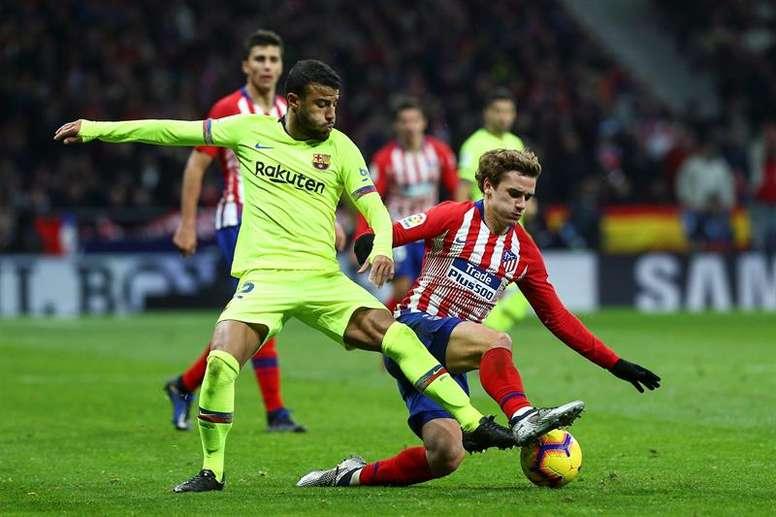 Le Barça a besoin de renfort. EFE