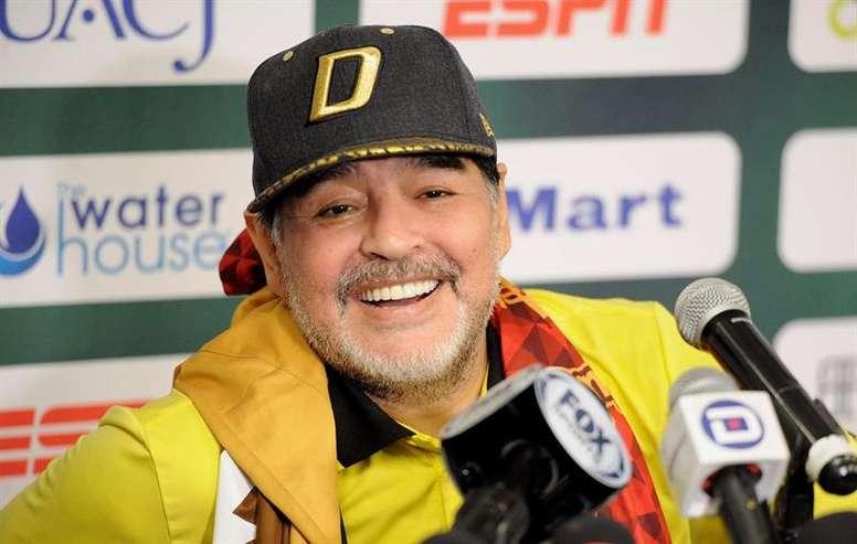 Maradona quiere a Tévez y D'Alessandro. EFE