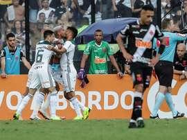 Palmeiras, campeón del Brasileirao. EFE