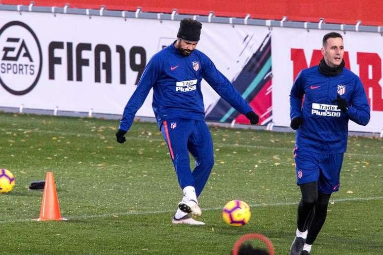 Diego Costa se enfrenta a unos días clave. EFE