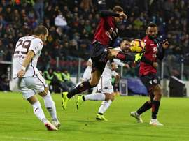 Cagliari y Torino no se hicieron daño. EFE