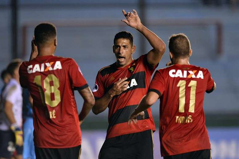 Sport Recife, con pie y medio en la Serie B. EFE