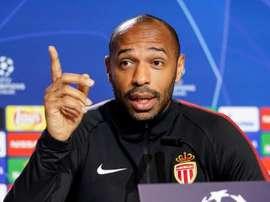 Henry se mostró aliviado por poder centrarse en la Liga. EFE