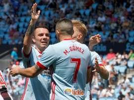West Ham presse pour Maxi Gómez. EFE
