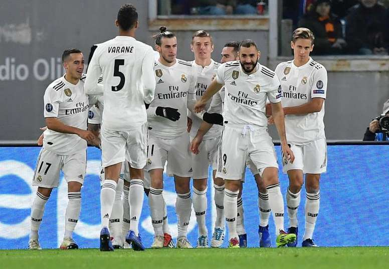 Le Real Madrid connait son adversaire. EFE