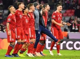 Le Bayern doit relever la tête. EFE