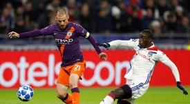 'Marca': el Madrid, en Lyon por Ferland Mendy. EFE