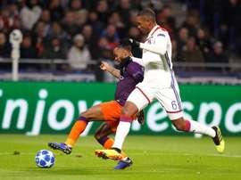 Marcelo, pratiquement forfait face au Barça. EFE