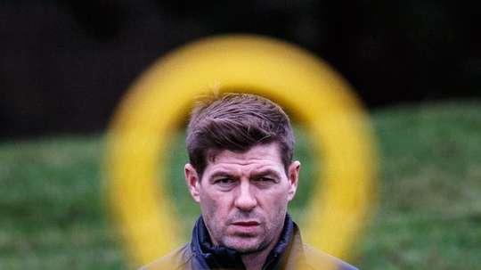 Gerrard was bullish about his side's 'easy' reputation. EFE