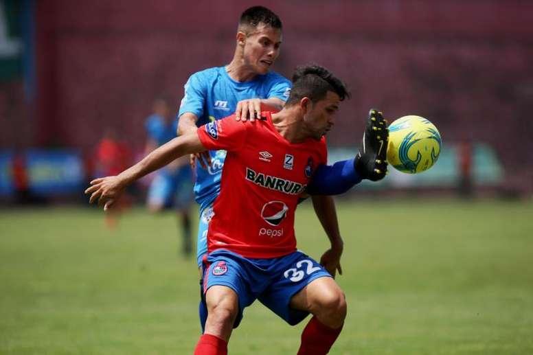 Cobán Imperial mete presión en Guatemala. EFE/Archivo