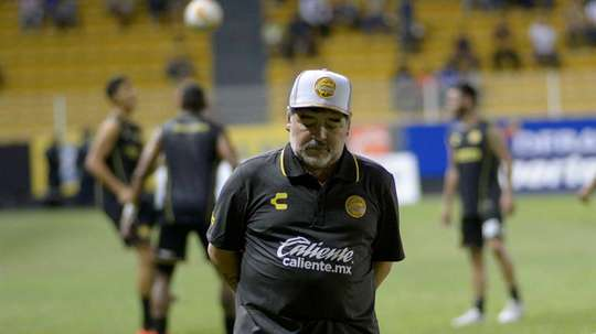 Dorados afronta la final ante San Luis. EFE