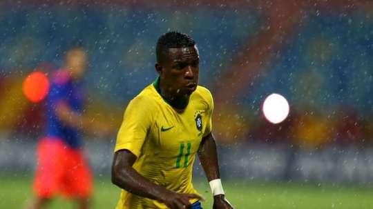 Vinicius pourrait jouer la Copa America. EFE