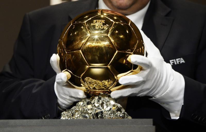 Les lauréats mis au courant du nom du grand vainqueur — Ballon d'Or