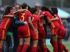 España derrotó a Nueva Zelanda. EFE