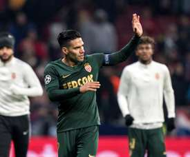 Falcao wants to leave Monaco and Valencia could be where he ends up. EFE