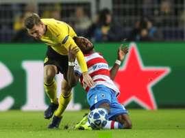 El Borussia depende de un milagro para ser primero. EFE