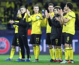 El Borussia ya conoce su rival en octavos. EFE