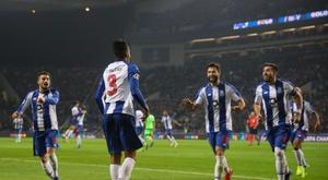 FC Porto responde ao Benfica. EFE