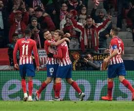 L'Atlético voudra empocher les trois points face à un Valladolid grandi. EFE