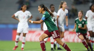 México se enfrentará a España en la final del Mundial femenino Sub 17. EFE