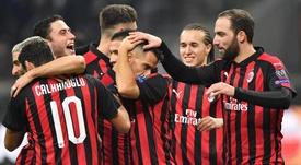 Gattuso, mesmo criticado, vai dando corpo ao Milan. EFE