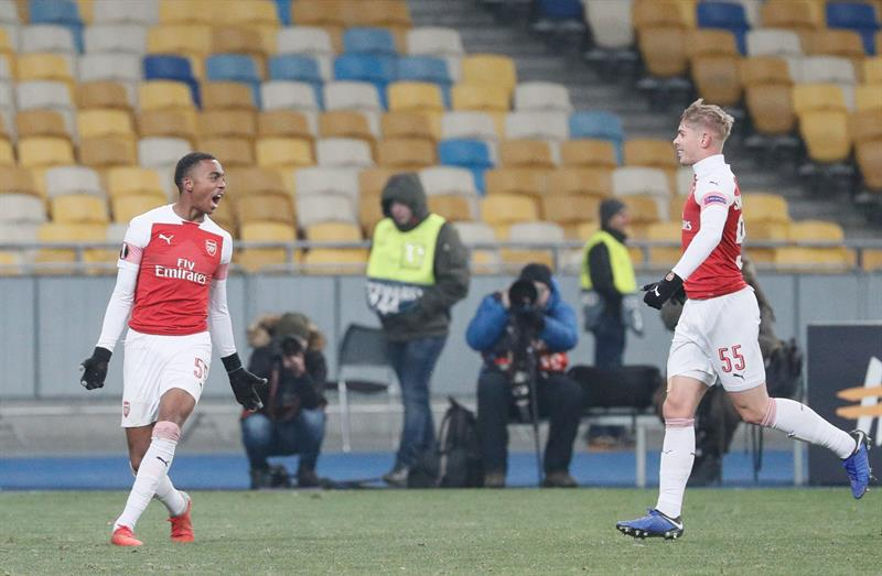 Arsenal vs. Vorskla Poltava to go ahead