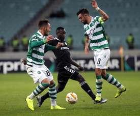 Bruno Fernandes is heading for the PL. EFE