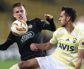 Dani Olmo pourrait partir à l'Ajax. EFE
