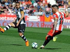 Pedro López no estará ante el Athletic. EFE