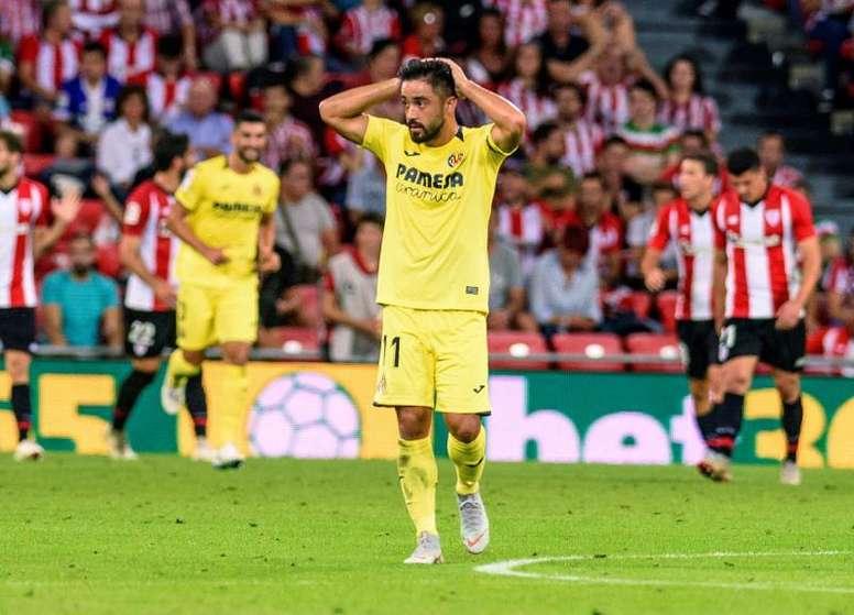 Jaume Costa, el último en cambiar el Villarreal por el Valencia. EFE