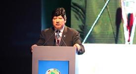 Sigue el lío en la Federación Peruana. EFE