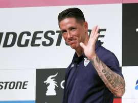 Fernando Torres has a new challenge for next season. EFE