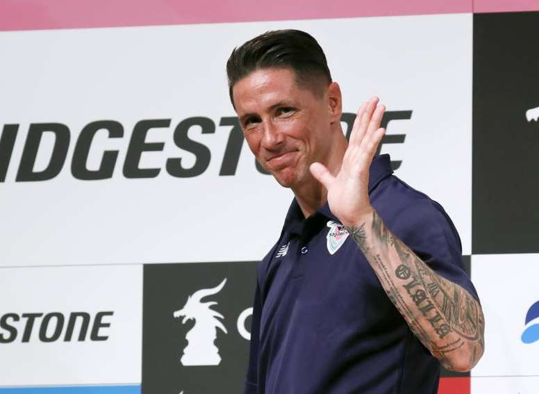 Fernando Torres sonó para jugar en Turquía. EFE