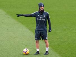 The future of Isco remains unclear. EFE