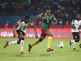 Camerún se quedó sin torneo. EFE/Archivo